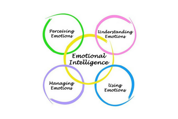 Emotional intelligence and customer service training