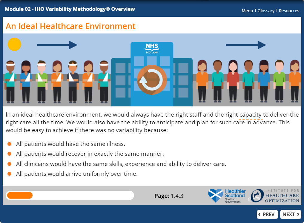 Scottish Government elearning
